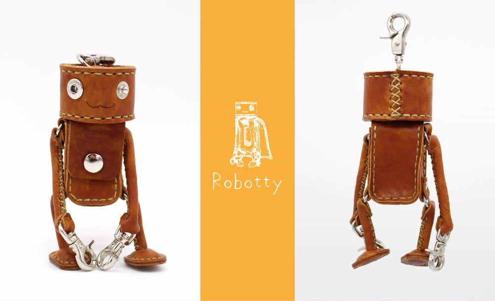 センス抜群 長く愛される 最高の Robotty(ロボッティー)のお財布