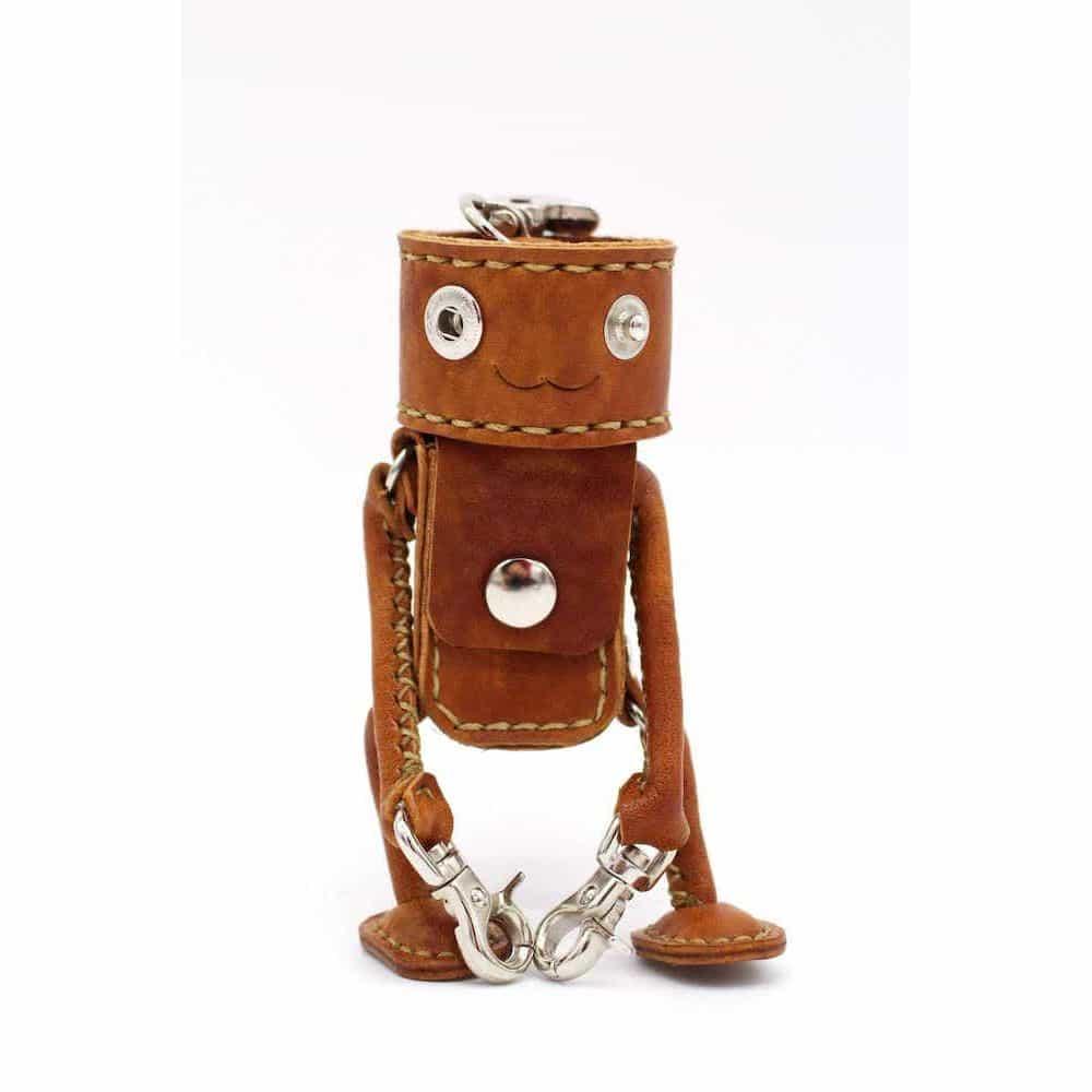Read more about the article Robotty ( ロボティー )  オールハンド 本革  長財布 おしゃれ度100% 世界にひとつのお財布