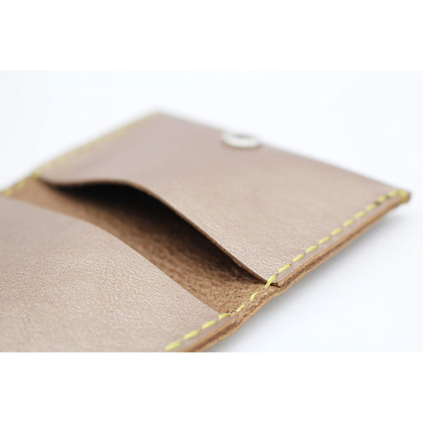 champagne gold genuine leather 100 present gift keychain coin purse present gift 4