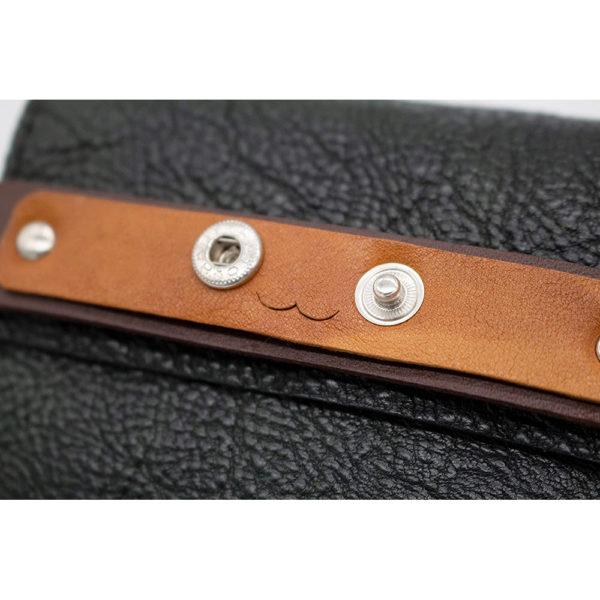 genuine leather pony wallet all hand gift present mens ladies pony dakota luxury robotty 12