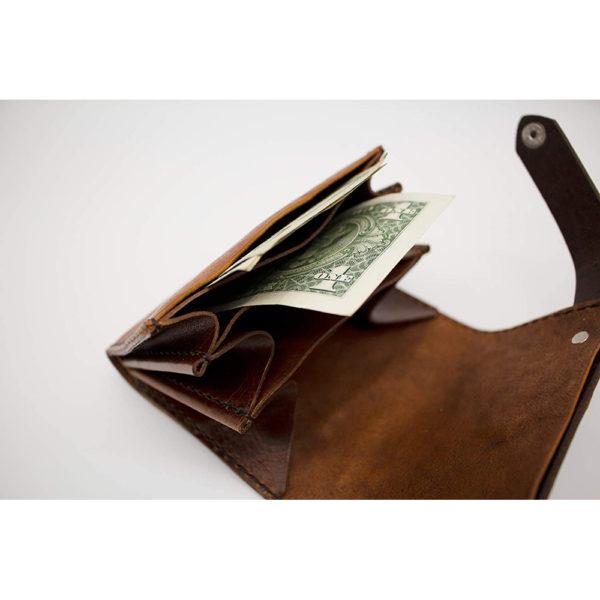 genuine leather pony wallet all hand gift present mens ladies pony dakota luxury robotty 3