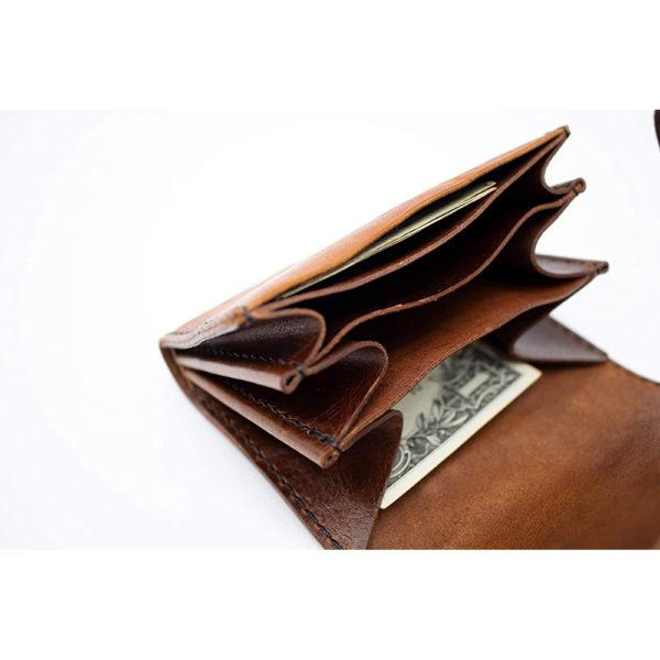 genuine leather pony wallet all hand gift present mens ladies pony dakota luxury robotty 5