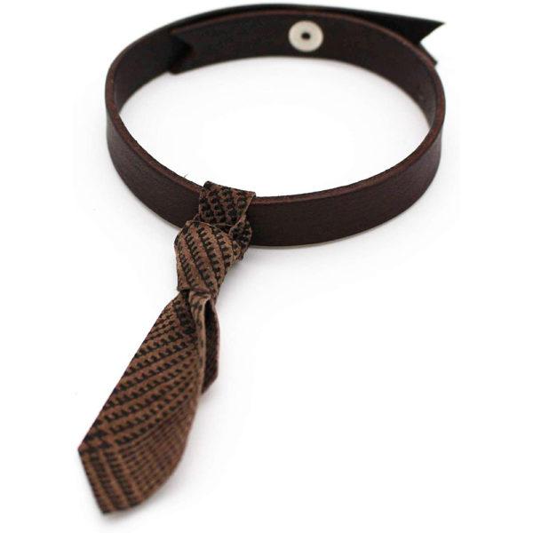robotty cat callar genuine leather 100 tie present gift fashion 2 1