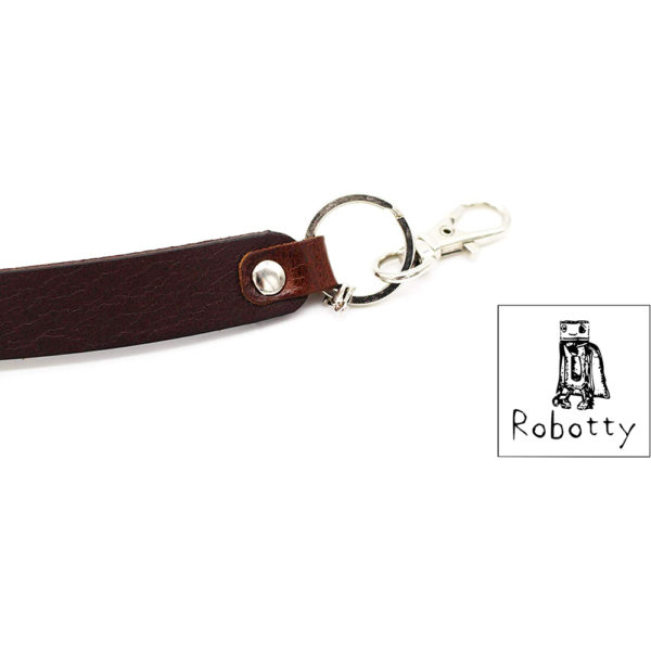 robotty genuine leather 100 tie cat dog gift present 6