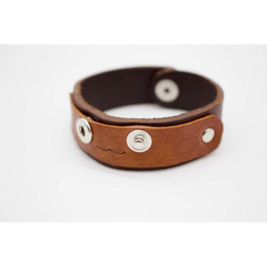 Robotty Leather Bracelet 100% genuine leather