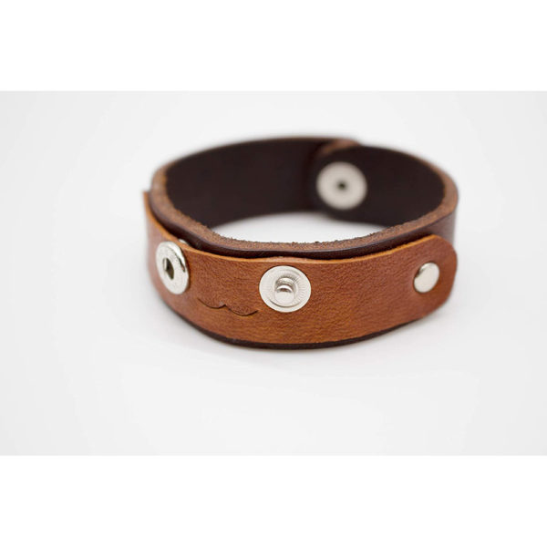 robotty leather bracelet 100 present gift genuine leather mens ladies fashion 2