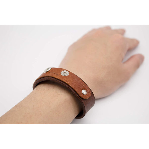 robotty leather bracelet 100 present gift genuine leather mens ladies fashion 3