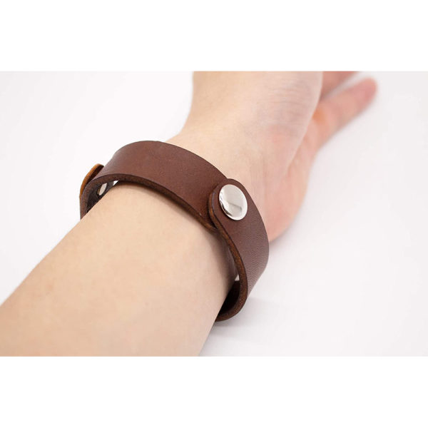 robotty leather bracelet 100 present gift genuine leather mens ladies fashion 6