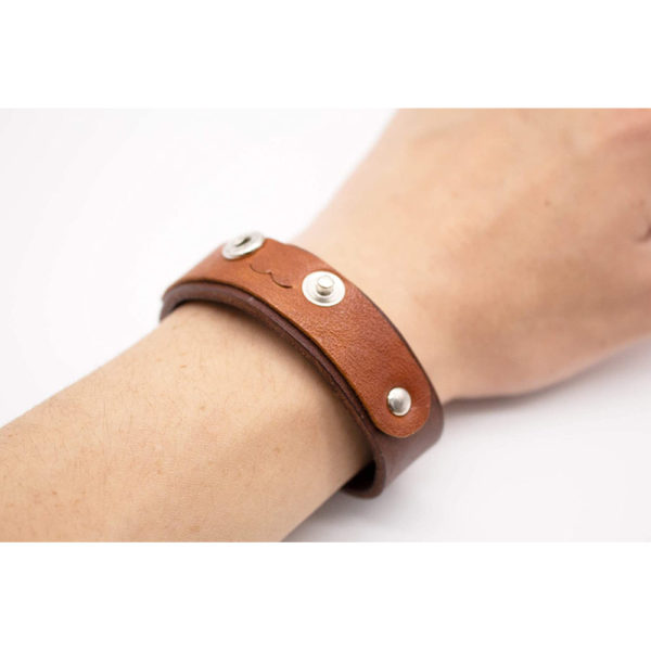 robotty leather bracelet 100 present gift genuine leather mens ladies fashion 7