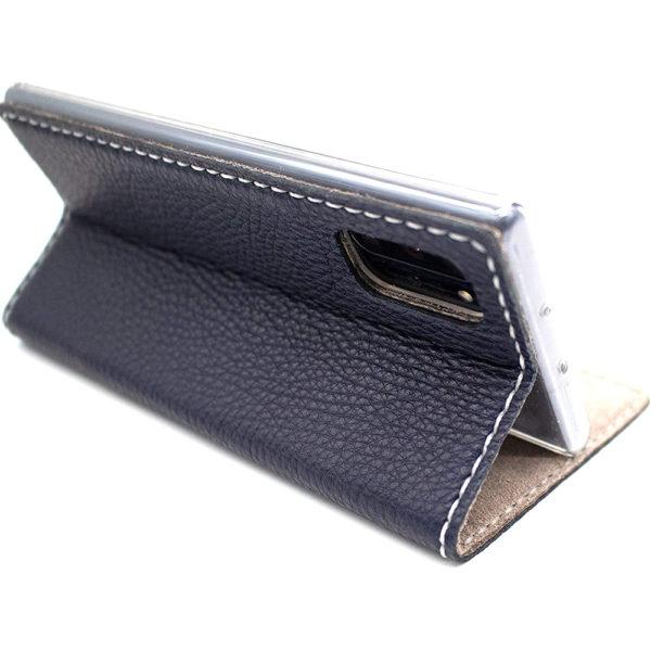 robotty smartphone case luxury leather genuine samsung galaxy note 10 present gift 6