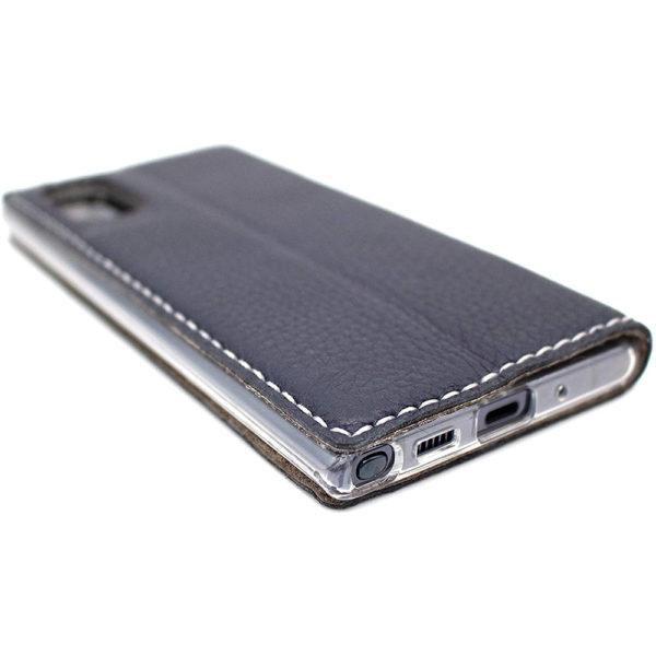 robotty smartphone case luxury leather genuine samsung galaxy note 10 present gift 9