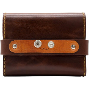 Robotty Luxury Genuine Leather Wallet All Hand
