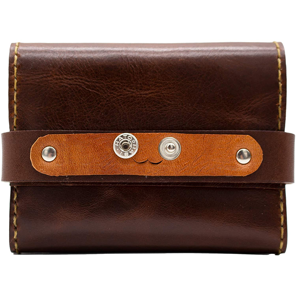 wallet luxury genuine leather all hand gift present mens ladies fashion 1