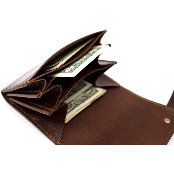 wallet luxury genuine leather all hand gift present mens ladies fashion 2