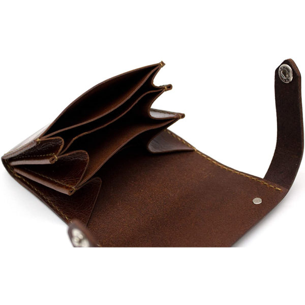 wallet luxury genuine leather all hand gift present mens ladies fashion 4