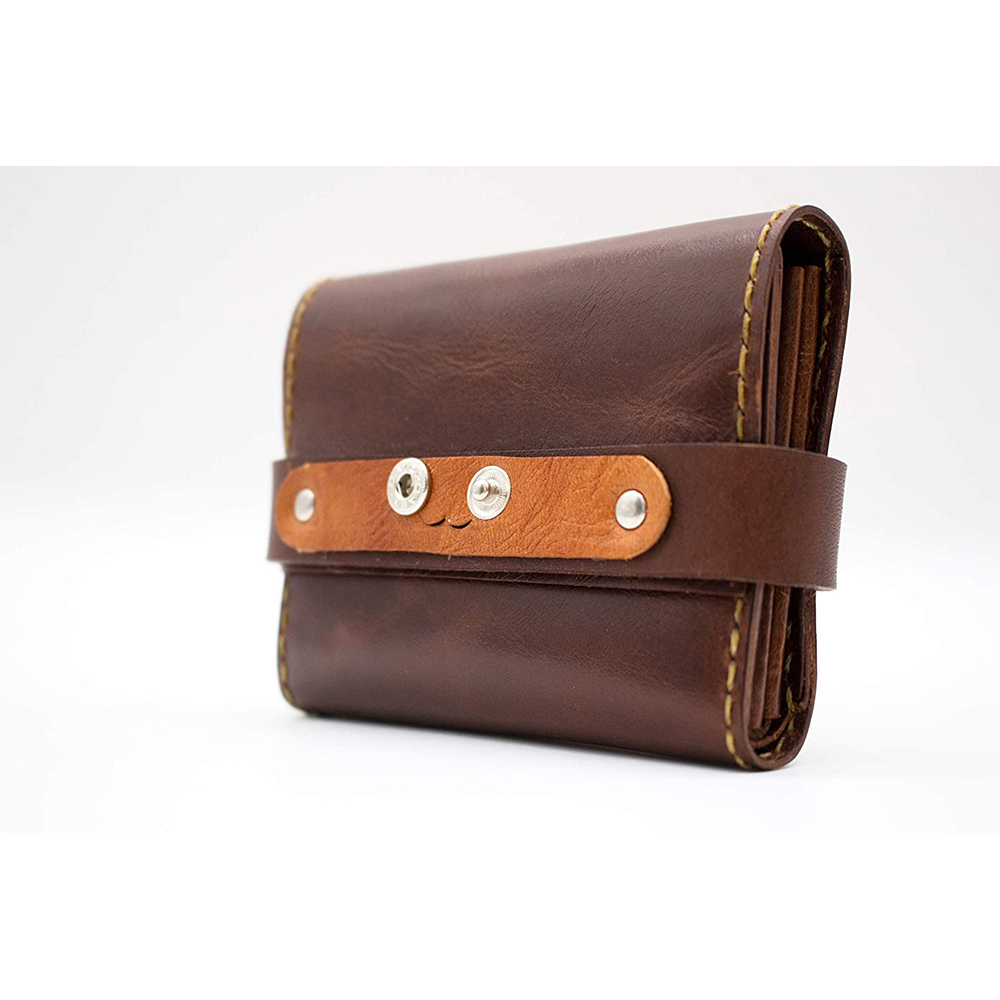 wallet luxury genuine leather all hand gift present mens ladies fashion 9